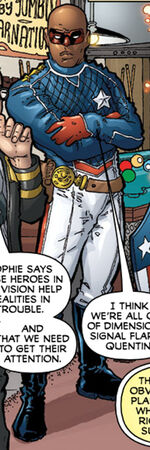 Elijah Bradley (Earth-91172) from Exiles Days of Then and Now Vol 1 1 0001