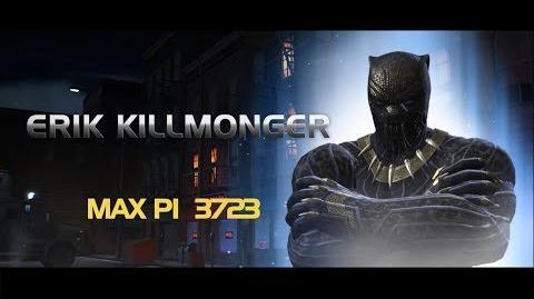 Erik Killmonger Special Moves Marvel Contest of Champions
