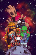 Guardians of the Galaxy Vol 4 1 Baby Variant Textless