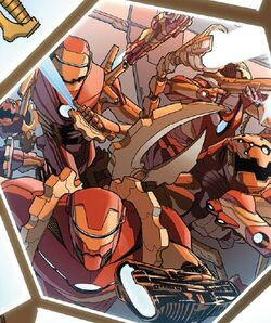 Iron Legion (Arno Stark) (Earth-616) from Iron Man 2020 Vol 2 4 001