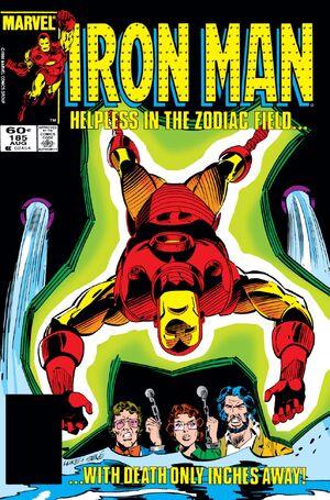 Iron Man Vol 1 185