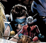 Jack Monroe (Earth-2149) and Scott Lang (Earth-2149) from Ultimate Fantastic Four Vol 1 23 0001
