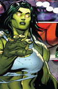 Jennifer Walters (Earth-616) from Avengers Vol 8 2 002