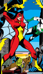 Jessica Drew (Earth-79101) from What If? Vol 1 17 (cover) 001
