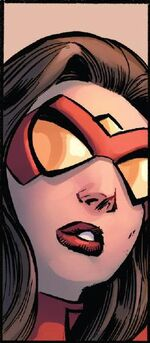 Jessica Drew (Prime) (Earth-61610) from Ultimate End Vol 1 5 001