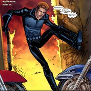 Johnathon Blaze (Earth-616) from Ghost Rider Vol 7 4 001