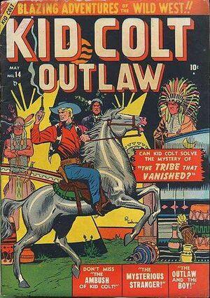 Kid Colt Outlaw Vol 1 14
