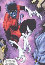Kurt Wagner (Earth-161) from X-Men Forever Vol 2 7 0001