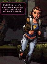Lanie (Earth-616) from Women of Marvel Vol 1 2 001