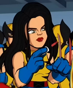 Laura Kinney (Earth-91119) from Super Hero Squad Show Season 2 7 0001