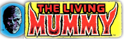 Living Mummy (1972) Logo