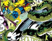 Manacle (Deathbird) (Earth-616) from Uncanny X-Men Vol 1 275 0001