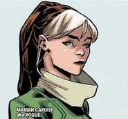 Marian Carlyle (Earth-1610) from Ultimate Comics X-Men Vol 1 25