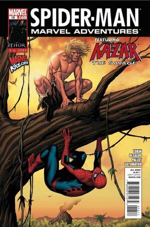 Marvel Adventures Spider-Man Vol 2 13