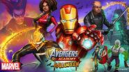 Marvel Avengers Academy (video game) 006