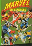 Marvel Super-Heroes Annual (UK) Vol 1 1