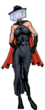 Mary Brown (Karisma) (Earth-616) from FF Fifty Fantastic Years Vol 1 1 001
