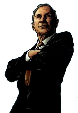 Michael Bloomberg (Earth-616) Amazing Spider-Man - You're Hired Vol 1 1