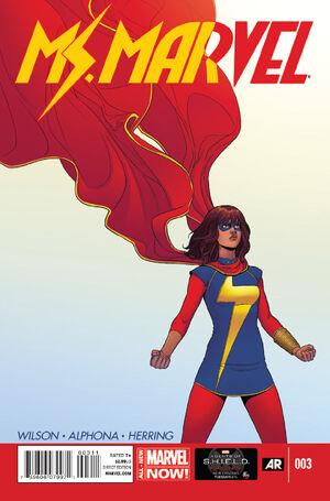 Ms. Marvel Vol 3 3