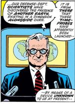 Nelson Rockefeller (Earth-721) from Fantastic Four Vol 1 161
