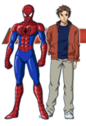 Peter Parker (Earth-14042) 001