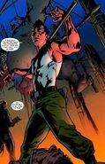 Raizo Kodo from X-Men Vol 3 11