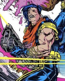 Randall (Earth-1191) from Uncanny X-Men Vol 1 282