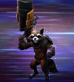 Rocket Raccoon (Earth-TRN670) from Marvel Strike Force