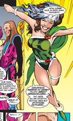 Rogue (Anna Marie) (Earth-32098) from X-Men Vol 2 98 0001
