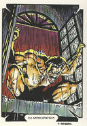 Sergei Kravinoff (Earth-616) from Mike Zeck (Trading Cards) 0003