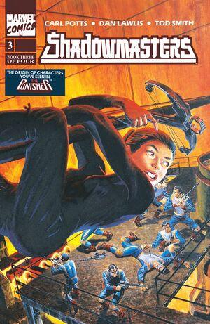 Shadowmasters Vol 1 3