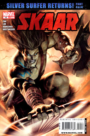 Skaar Son of Hulk Vol 1 10