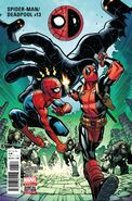 Spider-Man Deadpool Vol 1 13