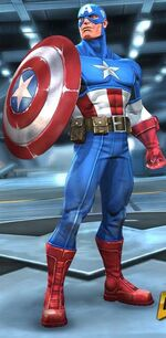 Steven Rogers (Earth-TRN517) from Marvel Contest of Champions 002