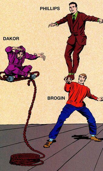 Terrible Trio (Earth-616) | Marvel Database | Fandom