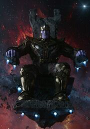 Thanos (Earth-199999) from Guardians of the Galaxy (film) 0003