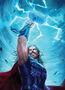 Thor Vol 5 13 Marvel Battle Lines Variant