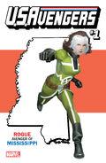 U.S.Avengers Vol 1 1 Mississippi Variant