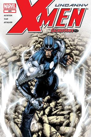 Uncanny X-Men Vol 1 425