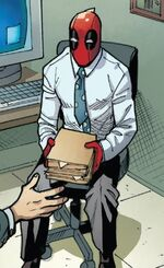 Wade Wilson (Earth-Unknown) from Deadpool- The End Vol 1 1 0002