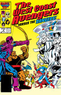 West Coast Avengers Vol 2 8