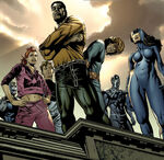 Wolfpack (Earth-58163) and Carl Lucas (Earth-58163) from House of M Avengers Vol 1 3 0001
