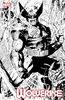 Wolverine Vol 7 1 Hidden Gem Sketch Variant