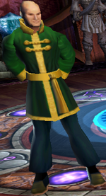 Wong (Earth-6109) from Marvel Ultimate Alliance 001