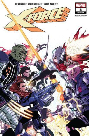 X-Force Vol 5 8