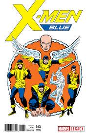X-Men Blue Vol 1 13 1965 T-Shirt Variant