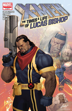 X-Men The Times and Life of Lucas Bishop Vol 1 2
