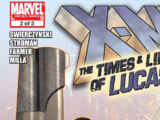 X-Men: The Times and Life of Lucas Bishop Vol 1 2