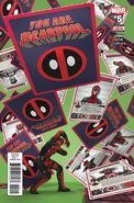 You Are Deadpool Vol 1 5