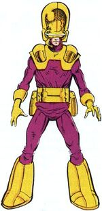 Alexander Thorne (Earth-616) from Official Handbook of the Marvel Universe Vol 2 9 001
